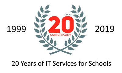 SNS 20 years of IT for schools
